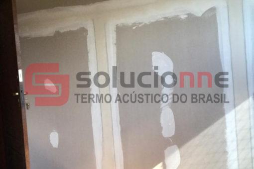 Drywall com Isolamento Acústico e Janela de Correr no Bairro Gutierrez em Belo Horizonte