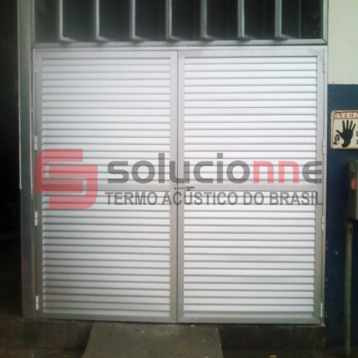 Drywall com Isolamento Acústico e Porta Acústica em Estúdio Residencial