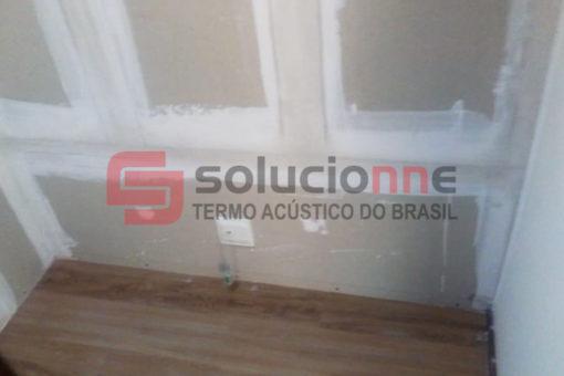Drywall com Isolamento Acústico e Porta Acústica no Bairro Savassi em Belo Horizonte