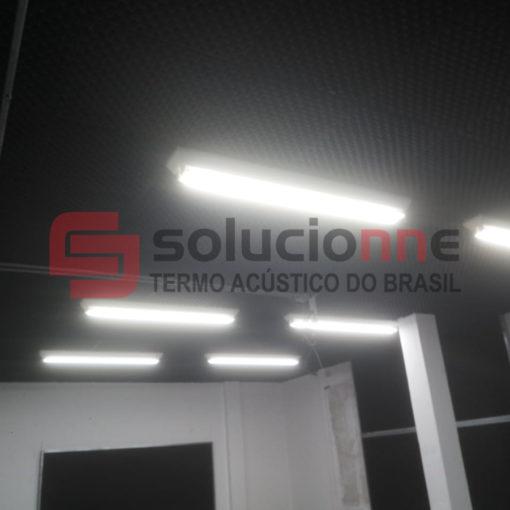 Drywall com Isolamento Acústico, Painéis Acústicos, Porta Acústica e Espuma Acústica Colégio Magnum