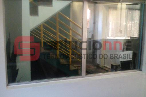Drywall com Isolamento Acústico, Visor Acústico, Painel Acústico, Janela Acústica e Espuma Acústico na Vale