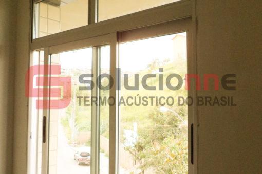 Janela Acústica de Correr em Belo Horizonte