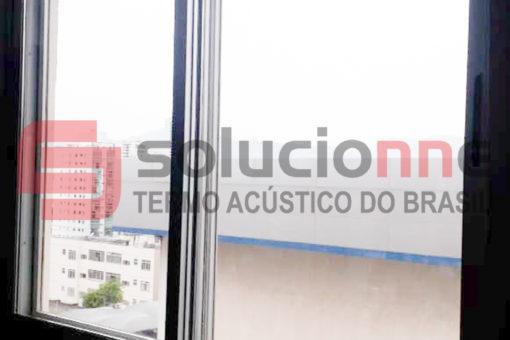 Janela Acústica de Correr no Bairro Cidade Nova em Belo Horizonte