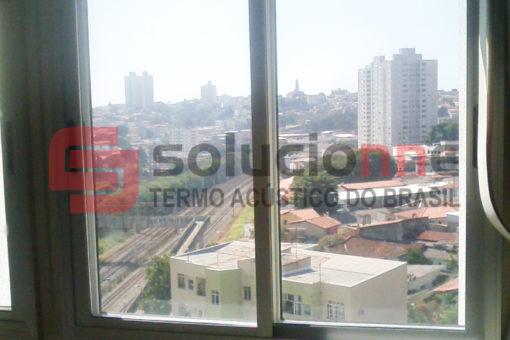 Janela Acústica em Alumínio de Correr no Prado em Belo Horizonte