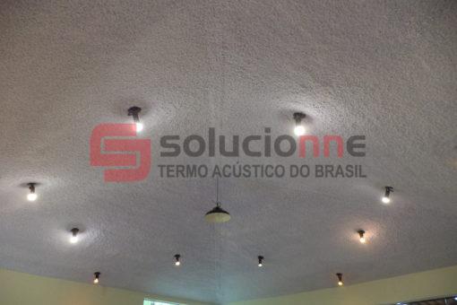 Jateamento Acústico na Cor Branca em Belo Horizonte