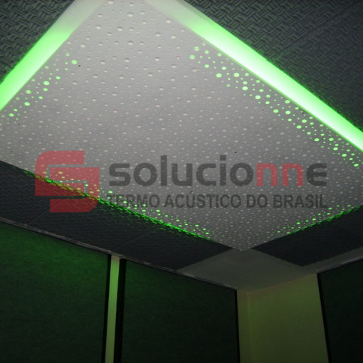 Painéis de Absorção Sonora e Espumas Acústicas em Belo Horizonte