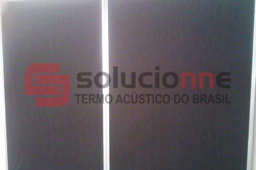 Painéis de Absorção Sonora Teatro Santa Tereza