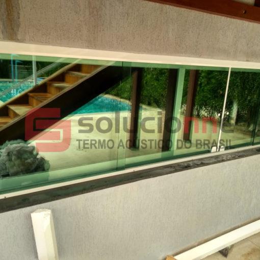 Forro Acústico, Porta Acústica de Giro e Visor Acústico para estúdio em Lagoa Santa