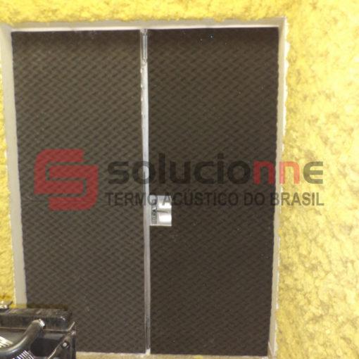 Porta Acústica MG Geradores