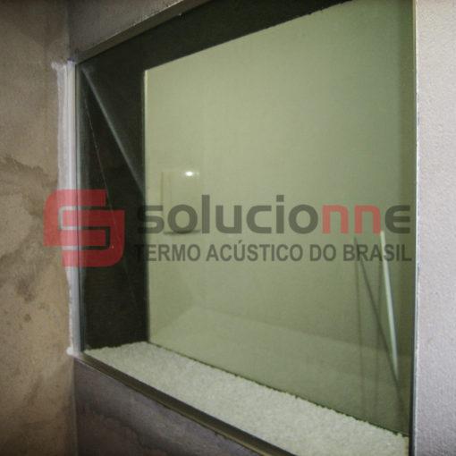Visor Acústico na Universidade Salgado de Oliveira